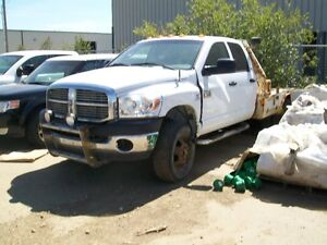 Parting out 2007  Dodge 3500
