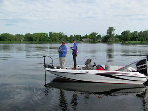 2007 Triton 177 with 150HP Mecury Optimax