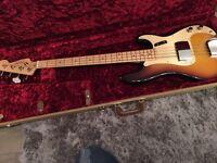 Fender USA vintage reissue precision bass