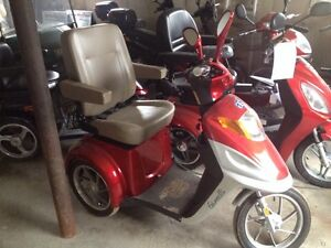 Smart looking  Gimelli mobility scooter