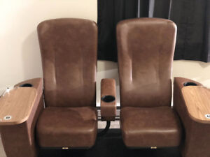 Luxury VIP Movie Seating For Two