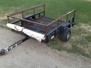 atv/quad trailer