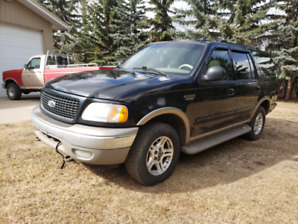2002 Ford Expedition EDDIE BAUER 4WD - PRICE REDUCED