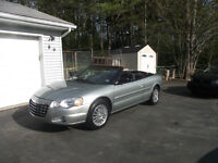2005 Chrysler Sebring Touring Coupe (2 door)