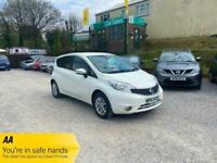 2013 Nissan Note ACENTA WAS £3300 SAVE £300 MPV Petrol Manual