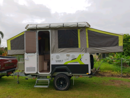 Jayco 2015 Swift Outback Off Road Caravan Cairns Cairns City Preview