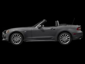 2019 Fiat 124 Spider Lusso Convertible  - $159.47 /Wk