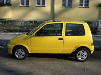 Fiat seicento 1.1cc 54000 miles only 2001 reg