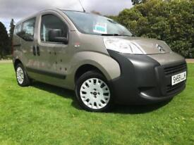 *6 MTHS WARRANTY*2009(59)CITREON NEMO 1.4 MULTISPACE MPV WITH ONLY 48K*
