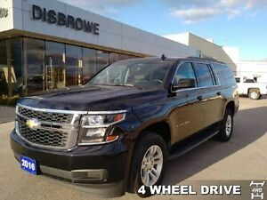 2016 Chevrolet Suburban LS   Remote Start, Backup Cam, Trailerin