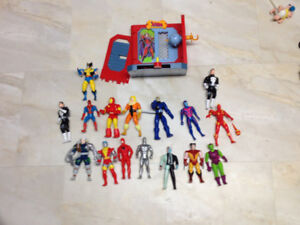 Marvel Action Figures 1990s