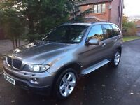 2005 BMW X5 3.0 SPORT LPG BLACK LEATHER AUTO XENONS STUNNING JEEP CHEAP TAX