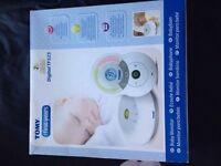 Tomy first years baby monitor