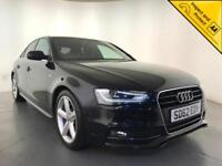 2012 AUDI A4 S LINE TDI DIESEL AUTOMATIC SALOON SERVICE HISTORY FINANCE PX