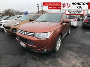 2014 Mitsubishi Outlander SE  - Bluetooth -  Heated Seats - $113