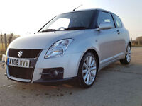 Suzuki Swift 1.6 VVT Sport - MoT - Spares or Repair - Unrecorded - Starts/Drives