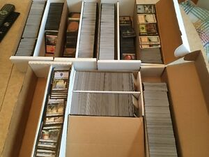Super deal !!!! 8996 cartes magic, magic cards