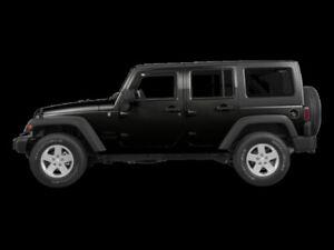 2014 Jeep Wrangler Unlimited Sahara  -  A/C - $123.68 /Wk