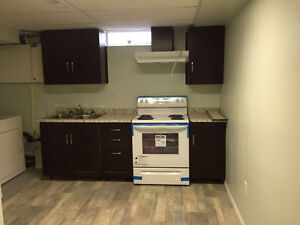 NEW Renovated basement suite, near university. 14th st. Ee