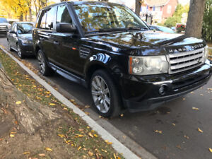 2007.5 Range Rover Sport Supercharged 400 hp $599 month