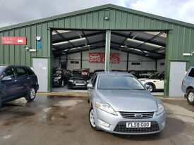 2009 Ford Mondeo 1.8TDCi MANUAL DIESEL FULL SERVICE HISTORY
