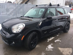 2012 MINI Cooper S Countryman AWD
