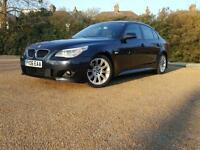 BMW 5 SERIES 2.0 520d M Sport, 2006, 2 Owners, Full Service History
