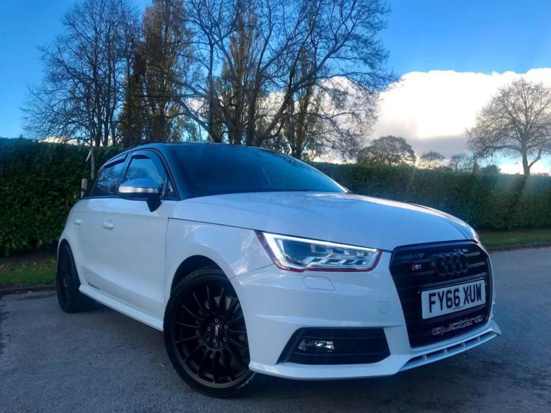 Audi A1 1 4 Tfsi Sportback 2016 S Line Full S1 Replica Buckets Rev Cam In Yardley West Midlands Gumtree