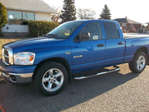 2008 hemi Dodge Power Ram 1500 Pickup Truck