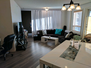 1bdr + Den, 2 full baths Condo 1500/mnth