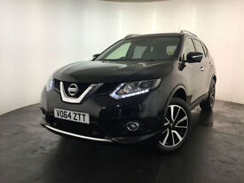 2014 64 NISSAN X-TRAIL TEKNA DCI DIESEL 1 OWNER SERVICE HISTORY FINANCE PX