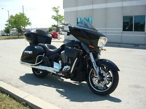 2013 Victory Cross Country Tour Gloss Black