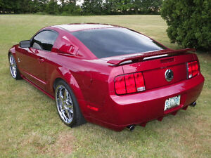 2005 Ford Mustang Gt Coupe (2 door) Cambridge Kitchener Area image 2