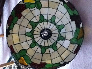Tiffany ceiling fixture
