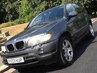 2003 BMW X5 3.0D AUTO SPORT WITH SAT NAV