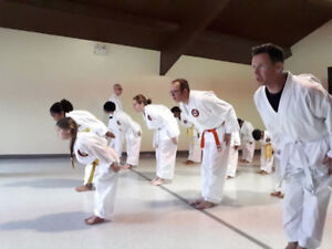Sign Up NOW for KARATE! Youth, Family, & Adult Classes!