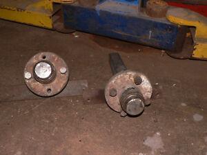 hub et bearing