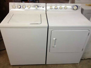 Commercial Grade (GE) Washer&Dryer (Free Delivery!)$REDUCED$