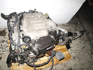 JDM NISSAN 350Z/ INFINITI G35 VG35 ENGINE & 6 SPEED TRANSMISSION