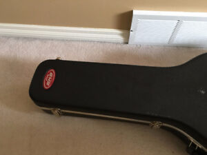 Yamaha F310 guitar and hard case for sale