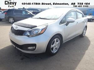 2012 Kia Rio LX  Bluetooth-heated seats