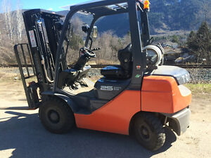 Forklift service,parts,sales,rentals Revelstoke British Columbia image 8