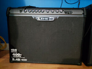 150 watt 2x12 spider for sale