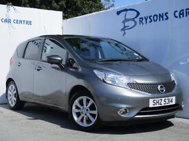 2014 14 Nissan Note 1.2 DIG-S ( 98ps ) CVT Tekna Auto for sale in AYRSHIRE