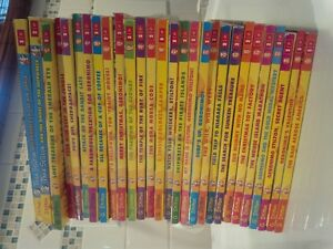 28 NEW Geronimo Stilton Books - $4 each editions, $7 each for Sp