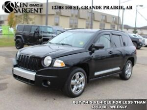 2007 Jeep Compass Limited  - Low Mileage