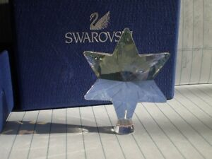 "Swarovski Crystal Figurine- "" Star "" Kitchener / Waterloo Kitchener Area image 2"