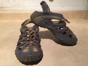 Women's Merrell Continuum Slipper Sandals Size 6 London Ontario image 3