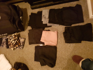 Large lot of xs-sm dress clothing