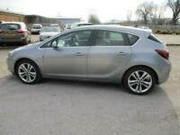 2011 Vauxhall Astra 1.4T 16v SRi 5dr Hatchback Petrol Manual